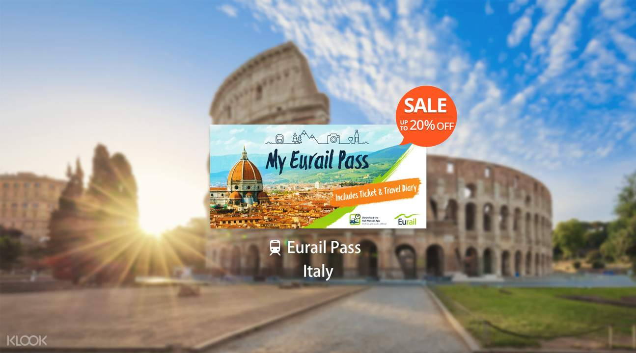 eurail pass for italy sale